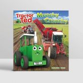 Tractor Ted Book Munchy Crunchy