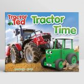 Tractor Ted Book Tractor Time