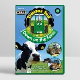 Tractor Ted DVD Down On The Farm - Cheese Making
