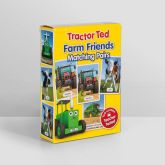 Tractor Ted Farm Pairs Game
