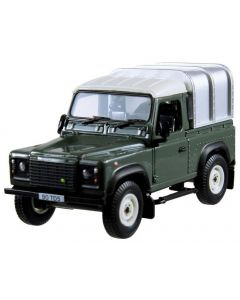 Britains Land Rover Defender 90 + Canopy 42732