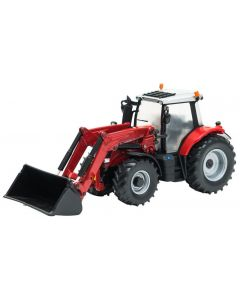 Britains Massey Ferguson 6616 Tractor with Loader 43082