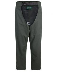 Hoggs Waxed Treggings Olive
