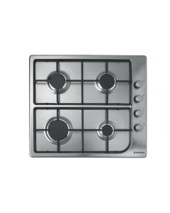 Hoover Hgl64sx Built-In S/Steel Gas Hob