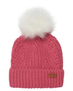 Barbour Shincliffe Beanie Hot Pink