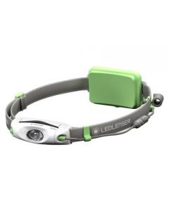 NEO6R Recharge Headlamp in Green
