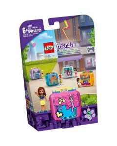 LEGO Friends Olivia`s Gaming Cube
