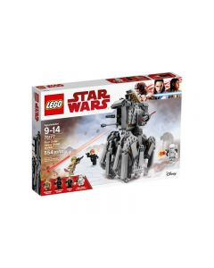 LEGO Star Wares First order Heavy Scout Walker