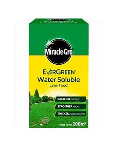 Miracle-Gro Water Soluble Lawn Food 1kg