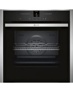 Neff Pyrolytic Slide + Hide Built In Electric Oven