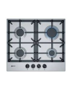 T26DS49N0 60cm Gas Hob - Stainless Steel