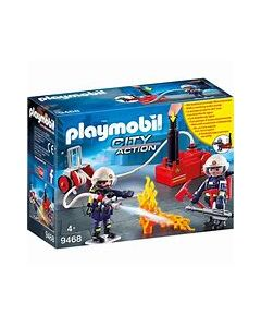 Playmobil City Action Firefighters 9468