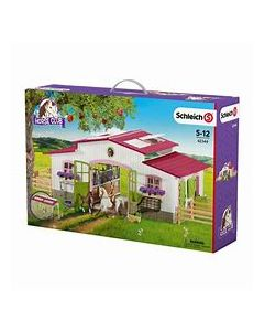 Schleich Riding Centre With Horses + Rider 42344