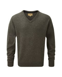 Schoffel Lambswool V Neck Sweater