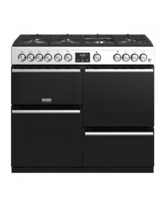 Stoves 444410763 Precision Deluxe S1000g Bk All Gas Black