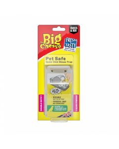 The Big Cheese Pet Safe Quick Click Mouse Trap