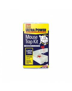 The Big Cheese Ultra Power Mouse Trapping Kit