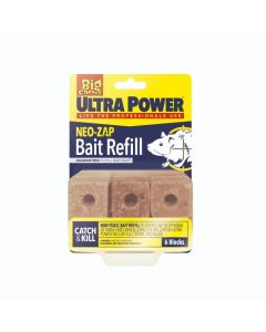 The Big Cheese Neo Zap Bait Refill