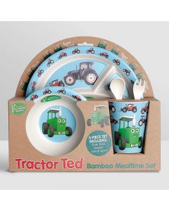 Tractor Ted Bamboo Set Tractor