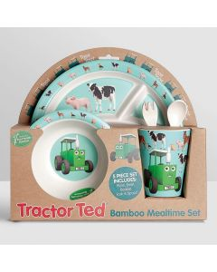 Tractor Ted Bamboo Set Baby Animals