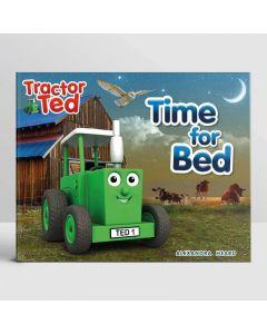 Tractor Ted Book Time For Bed