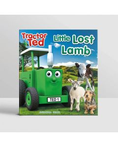 Tractor Ted Book Little Lost Lamb