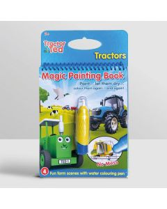 Tractor Ted Magic Painting Book