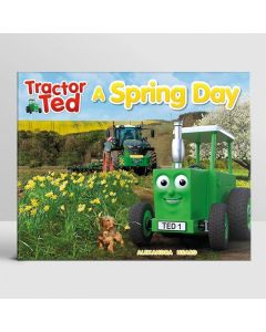 Tractor Ted A Spring Day Story Book