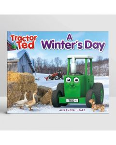 Tractor Ted Book A Winter`s Day