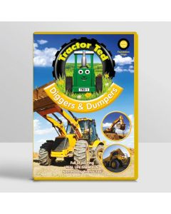 Tractor Ted DVD Diggers + Dumpers