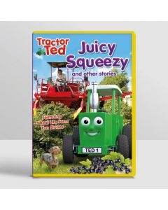 Tractor Ted DVD Juicy Squeezy