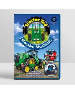 Tractor Ted DVD Massive Machines