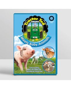 Tractor Ted DVD Meets Baby Animals