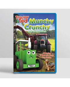 Tractor Ted DVD Munchy Crunchy