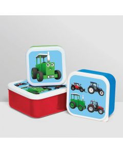Tractor Ted Snackpot 3 Piece