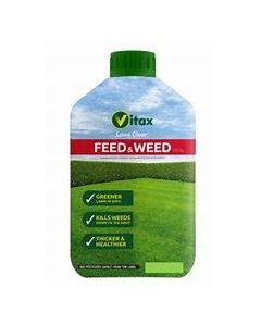 Vitax Green Up Lawn Care Feed + Weed