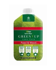 Vitax Green Up Feed And Weed 500ml