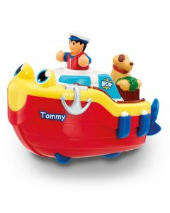 Wow Tommy Tug Boat