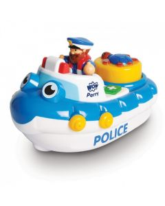 Wow Police Boat Perry