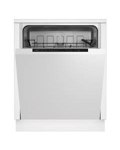 ZDWI600 Integrated Dishwasher - A+ Energy Rated